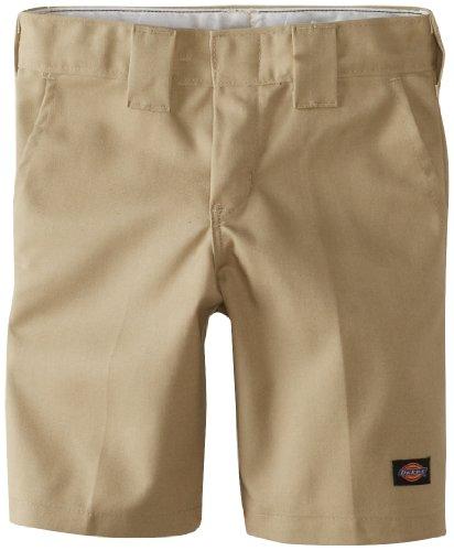 Dickies -  Pantaloncini  - ragazzo Safari Tan 7 anni