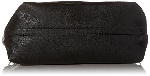 PIECES - Pcjacelynn Bag, Borsette da polso Donna Argento (Silver Colour)