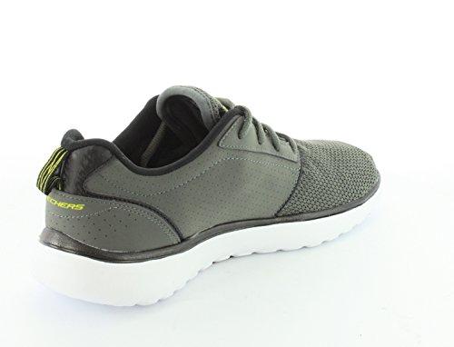 Lime Sneakers Counterpart uomo Charcoal da Skechers UBwqx7