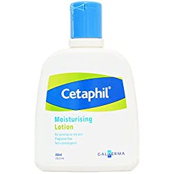 Cetaphil Moisturising Lotion For Sensitive or Dry Skin 250 ml
