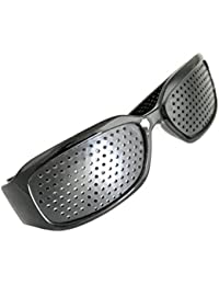 NERD® Lochbrille Rasterbrille SLIM