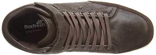 Boxfresh Swich Blok, Herren Hohe Sneakers Braun (Brown)