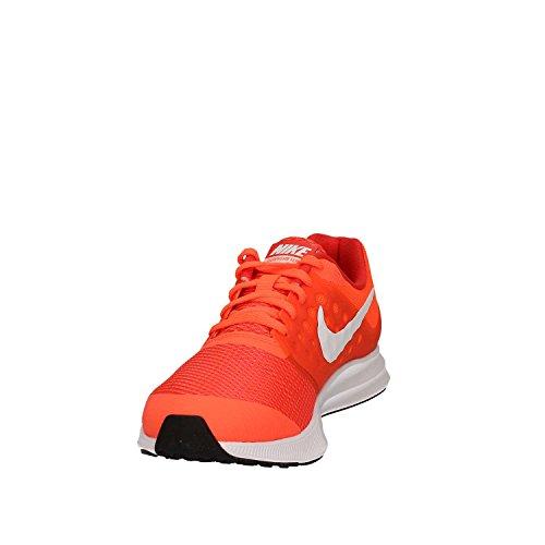 Nike Downshifter 7 Gs, Chaussures Bébé Orange Orange Orange Gym osteopathe 92c65f