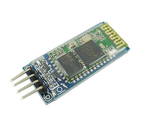 Aihasd HC-06 4 Pins Drahtlose Bluetooth RF Transceiver Serial Wireless Modul Für Arduino UNO R3 Mega 2560 Nano