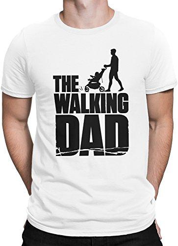 vanVerden Herren Fun T-Shirt The Walking Dad Fear -