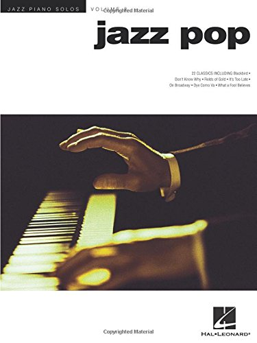 Best Sellers eBook Library Jazz Piano Solos Volume 8: Jazz Pop (Jazz Piano Solos (Numbered))
