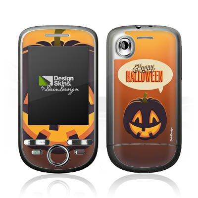 DeinDesign HTC Tattoo Case Skin Sticker aus Vinyl-Folie Aufkleber Halloween Kürbis Herbst