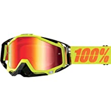 100% Racecraft - Gafas enduro - amarillo 2014