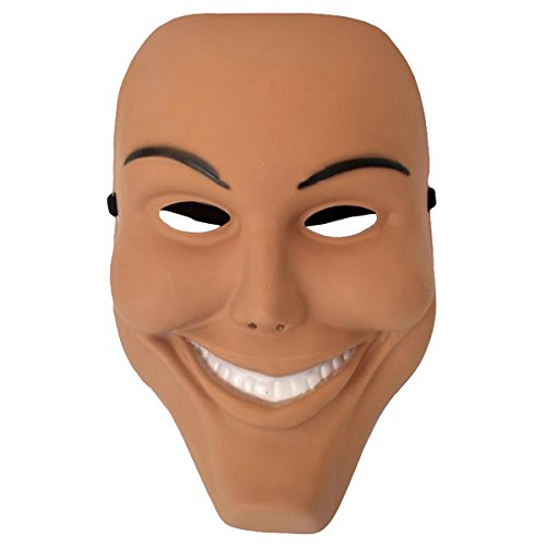 Homelix The Purge Anarchy Halloween-Stützen James Sandin Mask (klassisch)
