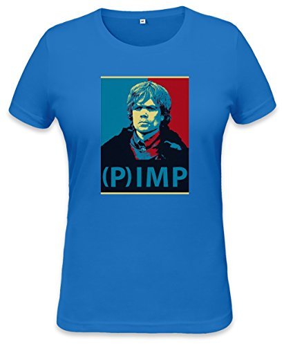 (P)IMP Womens T-shirt XX-Large (P Imp)