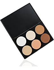 RUIMIO Paleta Maquillaje Corrector Profesional en Crema - 6 Colores