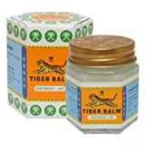 White Tiger Balm Herbal Ointment Relief Muscular Pain (30 Grams)