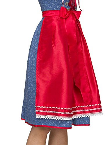 Stockerpoint Damen Dirndl Ricarda Blau (Blue)
