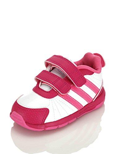 adidas Snice 3 Cf I, Baskets Basses Unisexe-Enfant White