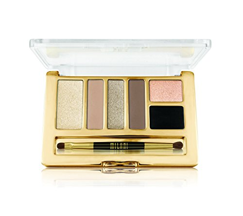 Milani Everyday Eyes Eyeshadow Collection, Must Have Naturals, 6g