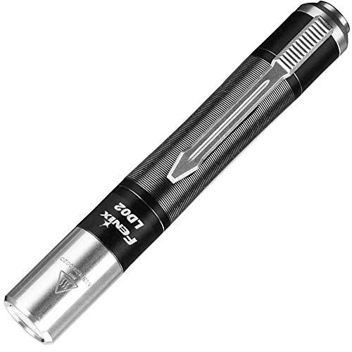 FENIX LD02 V2.0 Cree XQ-E Hi LED und UV Licht Taschenlampe