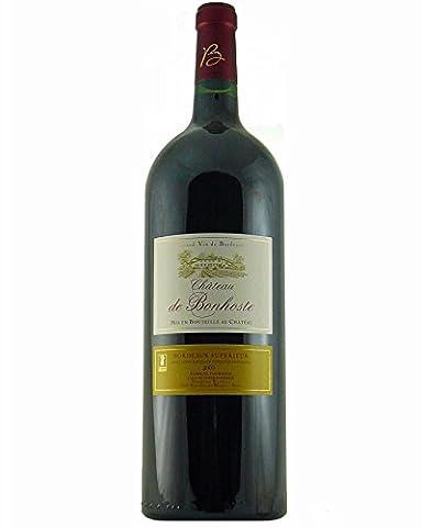 Magnum Château de Bonhoste 2006, AOC Bordeaux Supérieur Rotwein (1 x 1,5 l)