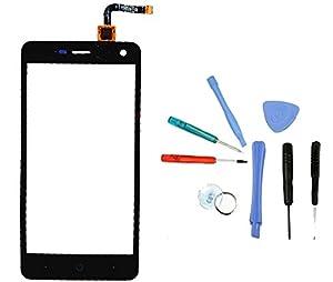 Touchscreen Display Touch Screen Front Reparatur Digitizer + WERKZEUG Für ZTE Blade L3