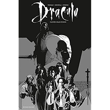 Dracula édition collector N&B
