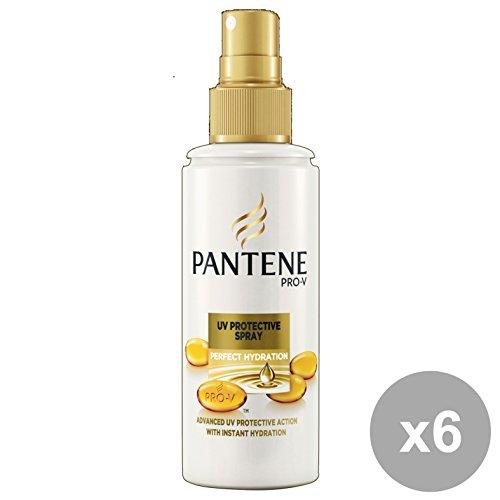 Set 6 PANTENE Spray PERFECT HYDRATION Protezione UV 150 Ml. Prodotti per capelli