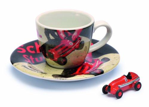 Preisvergleich Produktbild Dickie-Schuco 450986100 - Piccolo Set Espressotasse Studio 1