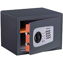 Brihard Protector P25E Caja Fuerte con Cerradura electrónica (25x35x25cm (HxWxD))