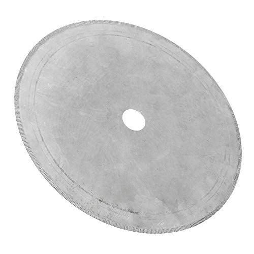 Cheng L Schneidewerkzeug, 10 Zoll 250mm Diamantschmuck Segment Sägeblatt Lapidar Trennscheibe