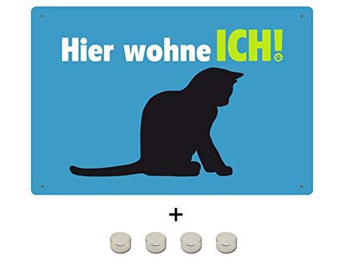Estos carteles son de acero alemán de alta calidad en formato 20 x 30 cm. Son carteles decorativos o informativos para pared, puertas, carteles de carretera, carteles de jardín, vallas de valla, carteles de taller, carteles de bar para el salón, el d...