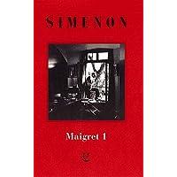 I Maigret: Pietr il Lettone-Il cavallante della «Providence»-Il defunto signor Gallet-L'impiccato di Saint-Pholien-Una…