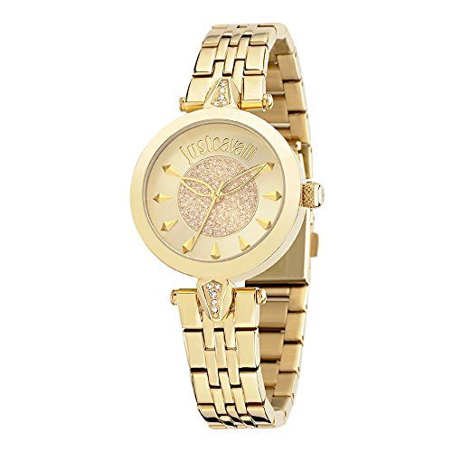 Women's quartz wristwatch Just Cavalli R7253149501