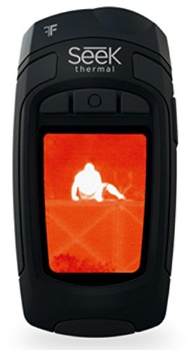 Seek Thermal RevealXR Fast Frame Export Control Camera Thermique Noir