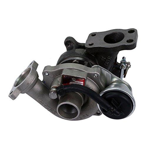 Diesel Turbo caricabatterie turbocompressore System (motore tipo DV4TD) 0375G9, 2S6Q6K682AB, Y401-13-700B by TK auto parts
