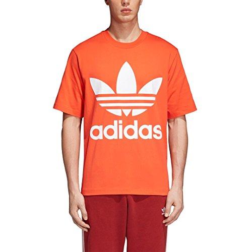 adidas T-Shirt - Uomo Arancione