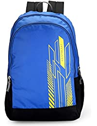 Aristocrat Zing 24 Ltrs Blue Casual Backpack (BPZING1BLU)