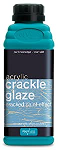 Polyvine Crackle Glaze 500ml