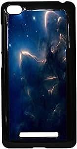 FCS Printed 2D Designer Hard Back Case For Xiaomi Mi4i