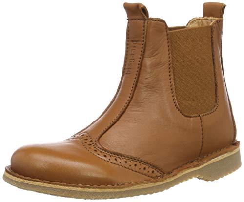 Bisgaard Unisex-Kinder 50238.119 Chelsea Boots, Braun (Cognac 501), 25 EU