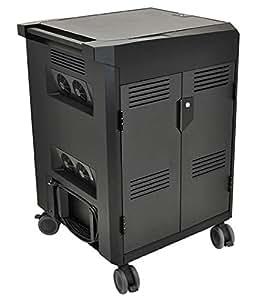Ergotron 24-250-085 Support pour TV/Ordinateur Portable/Tablette/Ecran PC Noir