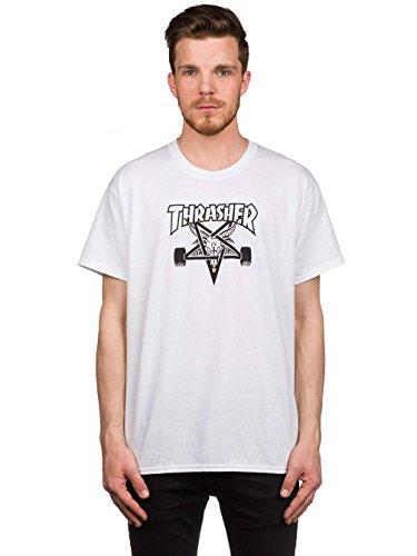 Thrasher T-shirts - Thrasher Skategoat T-shirt ... White