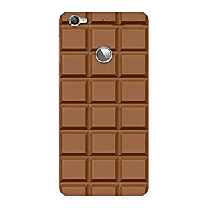 Special Classic Chocolate Back Case Cover for LeTV Le 1s