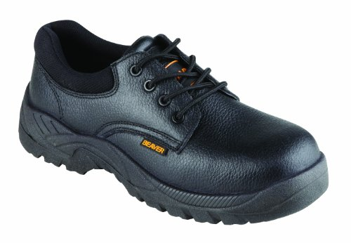 Parent Units Beaver 615 S1p Composite Shoe, Scarpe di Sicurezza Uomo Nero (Schwarz)