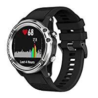 Applicable Garmin Fenix 5x /Fenix5x Plus Fenix3 Fenix3HR fly resistance 3HR quick release strap with silicone replacement wristband