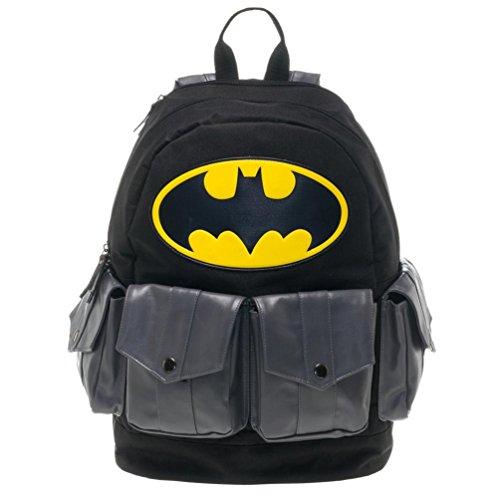 DC Comics Batman Logo Backpack