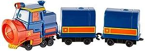 Robot Train Vehículo Deluxe Victor (BIZAK 62000192)