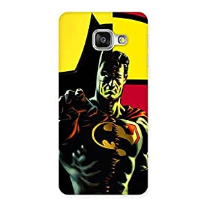 Two Heros Back Case Cover for Galaxy A3 2016