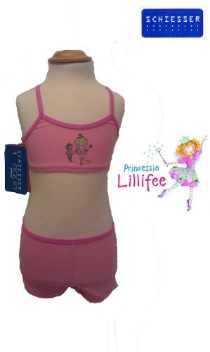 Preisvergleich Produktbild Lillifee Bustier Bikini Schiesser Gr. 98-140 (98)
