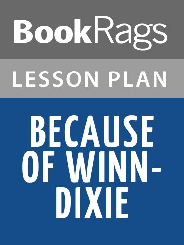lesson-plans-because-of-winn-dixie-english-edition