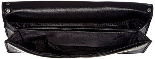 Marco Tozzi - 61004, Borse a spalla Donna Nero (Black)
