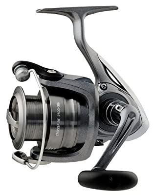 New Daiwa Crossfire 4000 Match Coarse Fishing Spinning Reel Cf4000-3bi from Daiwa