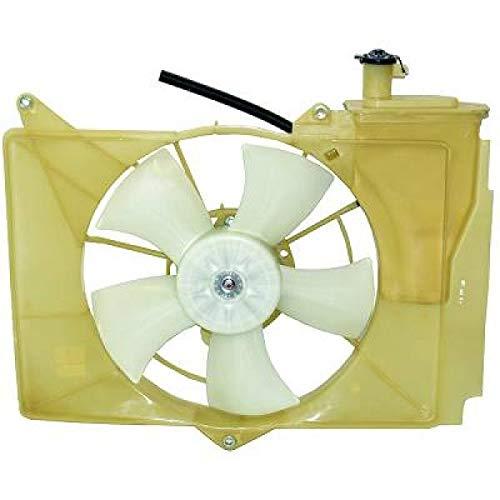 PIECES AUTO SERVICES Ventilateur Refroidissement du Moteur Boite Manuelle Toyota Yaris (P1) de 01 à 05 - OEM : 1671133010